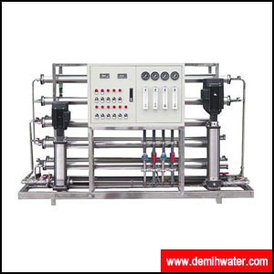 2 ton single stage reverse osmosis equipment